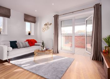 Thumbnail 2 bed flat for sale in Mozart Gardens, Acton, London