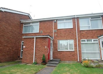 Thumbnail 2 bedroom maisonette for sale in Overton Place, West Bromwich
