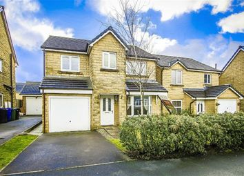 Thumbnail 4 bed detached house for sale in Fieldfare Way, Bacup, Rossendale