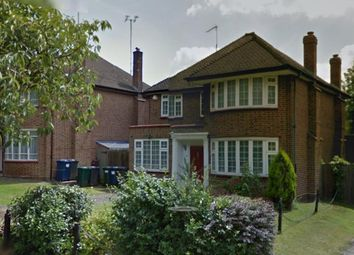 Thumbnail 4 bed detached house to rent in Hendon Avenue, Finchley N3,