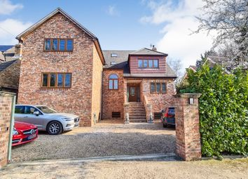 Friary Island, Wraysbury, Staines TW19. 7 bed detached house for sale