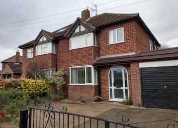 Thumbnail 3 bed semi-detached house for sale in Toll Bar Road, Great Boughton, Chester