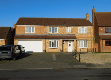 Thumbnail 4 bed detached house for sale in Precinct Crescent, Skegness
