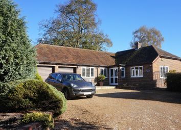 Thumbnail 4 bed detached bungalow for sale in Manor Lane, Maidstone