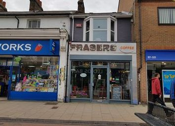 Thumbnail Retail premises for sale in 103 High Street, Gillingham, Kent