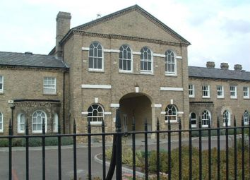 Thumbnail 1 bedroom flat to rent in White Lodge, Heasman Close, Newmarket
