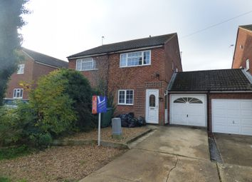 Thumbnail 2 bed property to rent in North End Road, Steeple Claydon, Buckingham