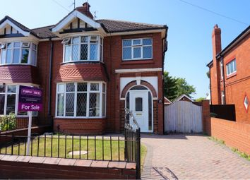 Thumbnail 3 bed semi-detached house for sale in Grimsby Road, Cleethorpes