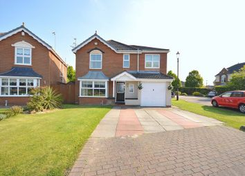 Thumbnail 5 bed detached house for sale in Battersea Court, Widnes