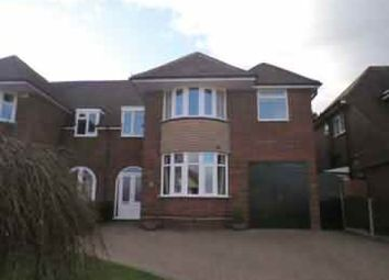 Thumbnail 4 bed semi-detached house to rent in Darnick Road, Boldmere, Sutton Coldfield