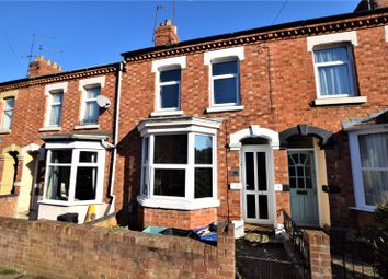 Thumbnail 2 bed terraced house for sale in Byron Street, Northampton
