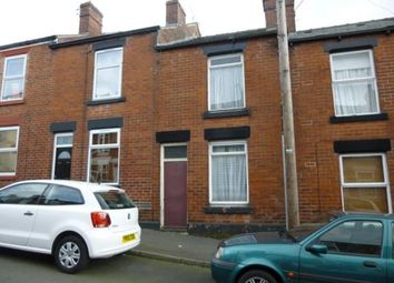Thumbnail 2 bed terraced house for sale in Nettleham Road, Sheffield, South Yorkshire