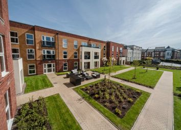 Thumbnail 2 bed flat for sale in Humphrey Court, The Oval, Stafford.
