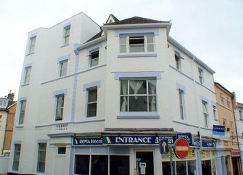 Thumbnail 1 bedroom flat to rent in Purbeck Road, West Cliff, Bournemouth