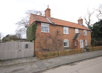 Thumbnail 2 bed cottage for sale in Church Street, Collingham, Newark, Nottinghamshire.