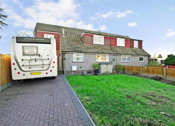 Thumbnail 4 bed semi-detached house for sale in Watchester Lane, Minster, Ramsgate, Kent