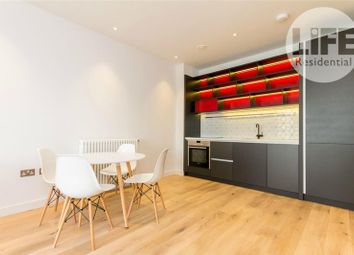 Thumbnail 1 bedroom flat for sale in Grantham (Faraday) House, London City Island, 46 Botanic Square