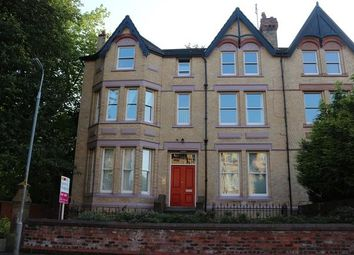 Thumbnail 2 bed flat to rent in Hargreaves Road, Sefton Park, Liverpool