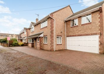 Thumbnail 5 bed detached house for sale in Hedgerow Walk, Cheshunt, Waltham Cross