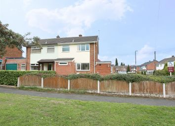 Thumbnail 3 bed semi-detached house for sale in Walmer Meadow, Aldridge, Walsall