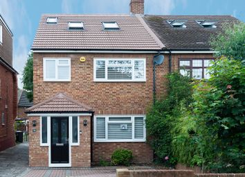 Thumbnail 5 bed semi-detached house for sale in Bassetts Way, Farnborough, Orpington