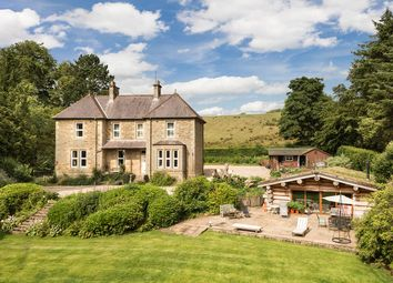 Thumbnail 6 bed detached house for sale in The Old Vicarage, Greenhead, Northumberland/Cumbria Border