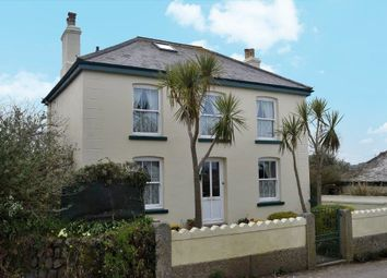Thumbnail 4 bed detached house for sale in School Hill, St. Keverne, Helston