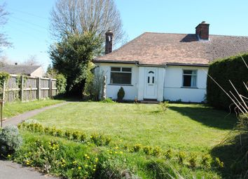 Thumbnail 2 bedroom bungalow to rent in Ley Road, Stetchworth, Newmarket