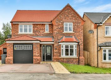 Thumbnail 4 bed detached house for sale in Hazelwood Drive, Barnsley