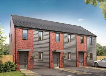 "Thumbnail 2 bedroom end terrace house for sale in ""The Morden "" at Pinhoe, Exeter"