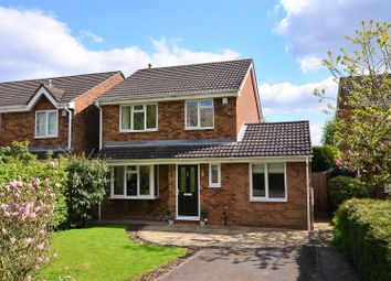 Thumbnail 3 bed detached house for sale in Bowland Close, Mickleover, Derby