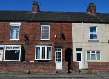 Thumbnail 3 bed terraced house for sale in Cemetery Road, Scunthorpe
