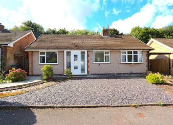 Thumbnail 3 bed bungalow for sale in Woodlands Drive, Groby, Leicester