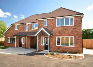 Thumbnail 3 bed semi-detached house for sale in Dynes Road, Kemsing, Sevenoaks, Kent