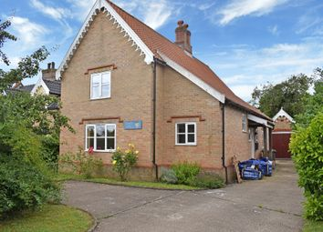 Thumbnail 3 bed detached house for sale in Bell Green, Cratfield, Halesworth