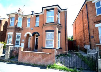 Thumbnail 3 bed semi-detached house for sale in St. Michaels Road, Aldershot, Hampshire