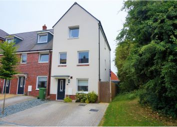 Thumbnail 4 bed end terrace house for sale in Colby Street, Maybush, Southampton