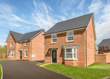 "Thumbnail 4 bedroom detached house for sale in ""Irving"" at Folly View Close, Penperlleni, Pontypool"