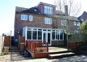 Thumbnail 4 bed semi-detached house for sale in Friday Hill West, London