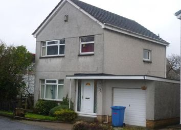 Thumbnail 3 bed detached house to rent in Jura Gardens, Larkhall