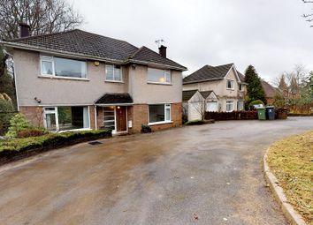 4 bed detached house for sale in Llwyn Onn, Lisvane Road, Lisvane, Cardiff CF14