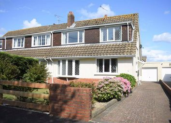 Thumbnail 3 bed semi-detached house for sale in Beaufort Gardens, Kittle, Swansea