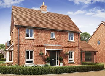 """Thumbnail 4 bed detached house for sale in """"The Fairford"""" at Crow Lane, Crow, Ringwood"""