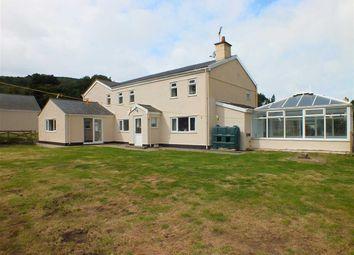 Thumbnail 4 bed detached house for sale in Lower Glentramman Farm, Garey Road, Lezayre, Ramsey