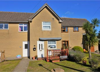 Thumbnail 2 bed terraced house for sale in Jeals Lane, Sandown