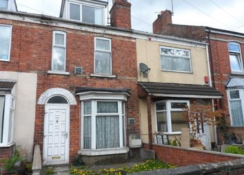 Thumbnail 2 bed terraced house for sale in Marlborough Street, Gainsborough, Lincolnshire