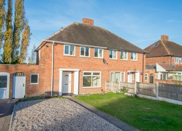 Thumbnail 3 bed semi-detached house for sale in Lingard Road, Sutton Coldfield