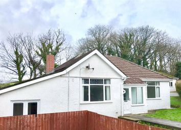 Thumbnail 3 bed detached bungalow for sale in Portway, Bishopston, Swansea