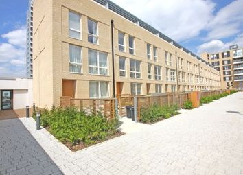 Thumbnail 3 bed flat for sale in Eddington Court, Hallsville Quarter, London