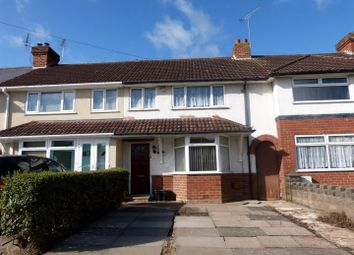 Thumbnail 3 bedroom property to rent in Sladepool Farm Road, Maypole, Birmingham